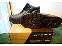 Mens Steel toecap Work Boots Size 10 Only Worn Once!