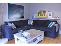 Corner sofa in perfect condition