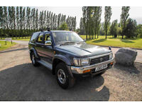 4x4 for Sale: 1992 Toyota Hilux Surf 2.4TD (LN130) SSR-G