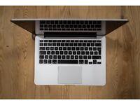 MacBook Pro 13inch, 2015, 2.7 Ghz i5 Dual Core, 8GB RAM, 256GB SSD