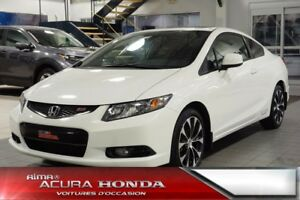 2013 HONDA CIVIC COUPE Si Si Si