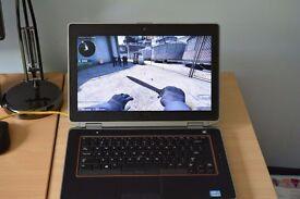 "Dell e6420 Gaming Laptop i5 3.2Ghz / 8GB / 128GB SSD / 750GB / Nvidia Quadro 1GB / 14"" HD TFT"