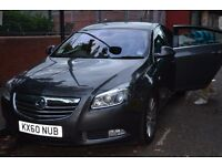 vauxhall insignia 2011 very good condition .ONO ,55.996 milles , second owner .