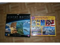 Two Jigsaw Puzzle Collections