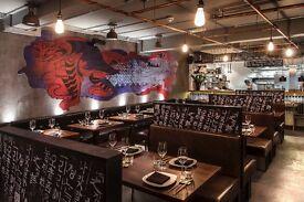 Sushi Chef for Mayfair Restaurant