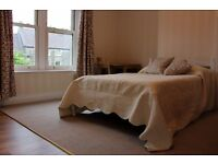 Bright spacious room in shared house in lovely village half way between Bath and Bristol