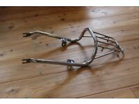 Suzuki GN 125 Bracket Rear Seat Frame pillion ironing