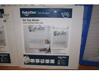 Babydan No Trip Screw Mounted Safety Gates - 3 available