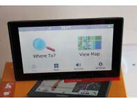 Sat Nav- With Voice activation - Garmin DriveSmart70 - AS NEW - BARGAIN BUY