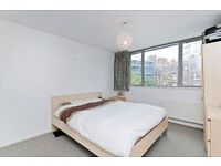 STUNNING 2/3 DOUBLE FLAT WITH COMMUNAL AREA! 2 MINUTES WALK FROM MORNINGTON CRESCENT! STUDENTS!