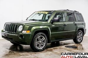 2009 Jeep Patriot North 4x4/MAGS/FOGS/CRUISE