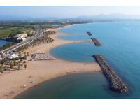 Mobilehome South of France direct near the sea