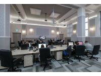 Wallsend Town Hall,NE28 7AT -Stephenson Chambers -Up to 30 desks -Flexible -Free Parking - Adavo