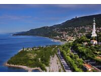 New Luxury Duplex Apartment near Venice (City of Trieste at only 3 minutes from the sea)