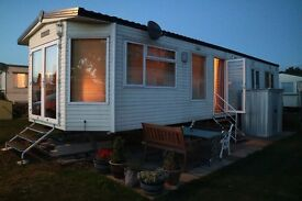 2 Bedroom Mobile Home to Let at Valley Farm Holiday Park