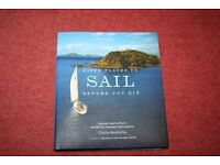 Places to sail before you die