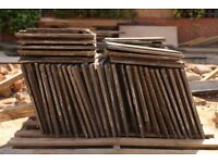 Roof Tiles- Redland and Stonewold , Marley Etemit Tiltes and Ridge Tiles
