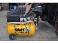 Wolf Soiux 25 Air compressor
