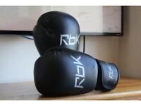 Reebok boxing gloves 14oz
