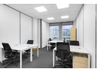 Your private office 5-6 desk to rent at Edinburgh, Princes Street