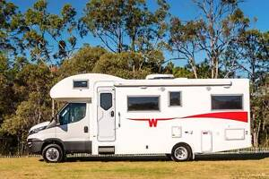 2016 Winnebago Burleigh DB (Drop-down Bed) Motorhome Northgate Brisbane North East Preview