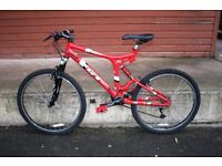 Rare Gt idrive Mountain Bike