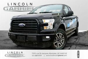 2016 Ford F-150 SuperCab 4WD