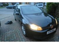Volkswagen GOLF TSI 1.4 Match 5DR MANUAL Petrol Black