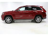 Jeep Grand Cherokee V6 CRD SUMMIT (red) 2015-01-15