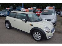 MINI ONE 1.4, WHITE, PETROL, MANUAL