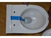 brand new toilet