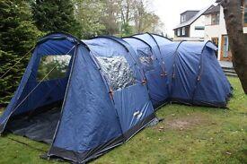 Blue Vango Kasari 600, 6 person tent