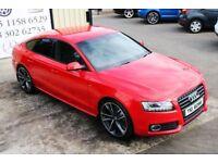 Audi A5 2.0 TDI Quattro S-Line Black Edition Style (Finance & Warranty)