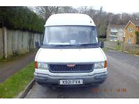 LDV Convoy 400 mini bus LWB High Top Spare OR repairs