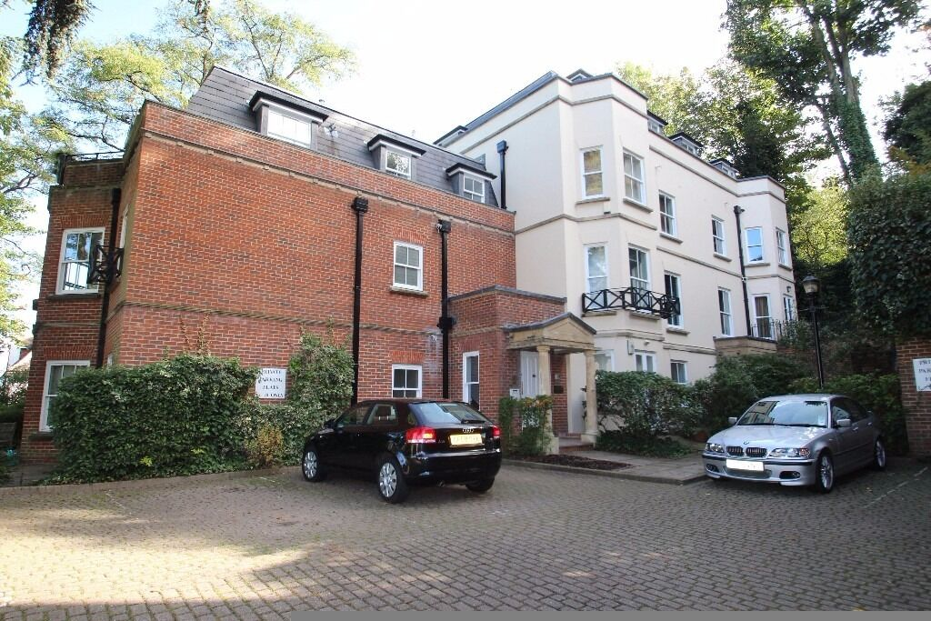 Two Bedroom First Floor Apartment In Gated Development With Two Bathrooma & Off Street Parking