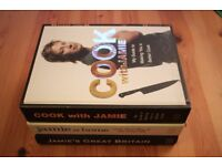 Jamie Oliver Cook Books - Great Christmas Present