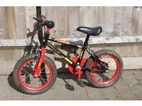 Apollo Force child's bike excellent condition