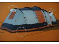 OLPRO MARTLEY 2.0 SIX/EIGHT BERTH TUNNEL TENT - NEW