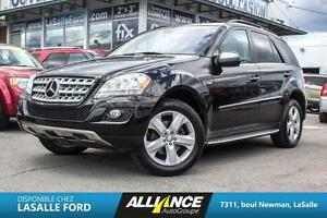 2010 Mercedes-Benz ML350 Bluetec ML350 BlueTEC AWD