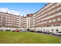 A spacious three bed flat with modern furnishings and off street parking close to local transport