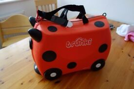 Trunki Ride-on Suitcase Children's luggage