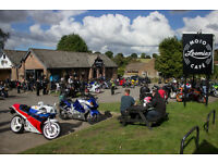 PART-TIME Line Chef vacancy at LOOMIES MOTO CAFE - Alton Road, West Meon (near Petersfield)
