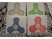 Finger Spinner Hand Focus Ultimate Spin Steel Bearing Stress Toys 15 QTY