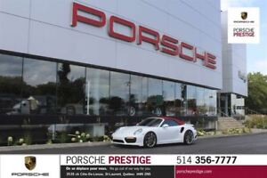 2017 Porsche 911 Turbo S Cabriolet                   Pre-owned