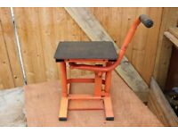 Motorbike Stand - Suitable for Motorcross / Pitbike / Trials