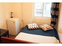 Lovely single room!All bills are included with the price and ONLY HALF MONTH DEPOSIT!
