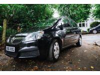 **PRICE DROP** 2006 Vauxhall Zafira Expression 7 Seater MPV Manual 1.6 Petrol BLACK