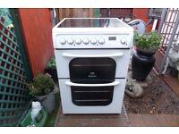 creda ceramic electric cooker 60 cm double oven