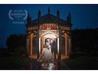 Female Award Wedding Photographer.