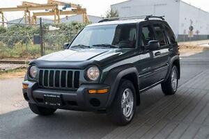 2003 Jeep Liberty Sport Langley Location!
